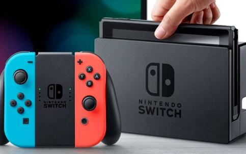 任天堂Switch全球销量超4100万台,国行版即将推出