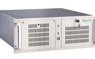 施耐德推出上架式工控机Magelis Rack IPC,性价比行业领先