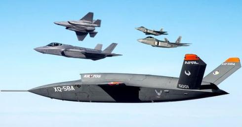 美国空军计划在无人机上进行空中网络联通测试