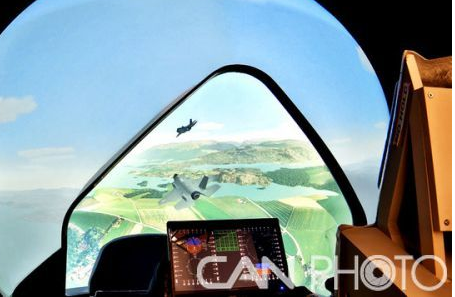 美军计划将F-35数字化模型集成到了飞机系统中去
