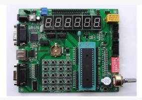 如何将单片机的可用函数发生器当串口发送器使用