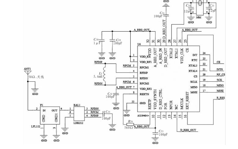 如何使用低頻喚醒技術設計半主動式電子標簽設計