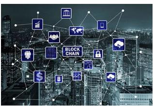 数据怎样分配在区块链技术上