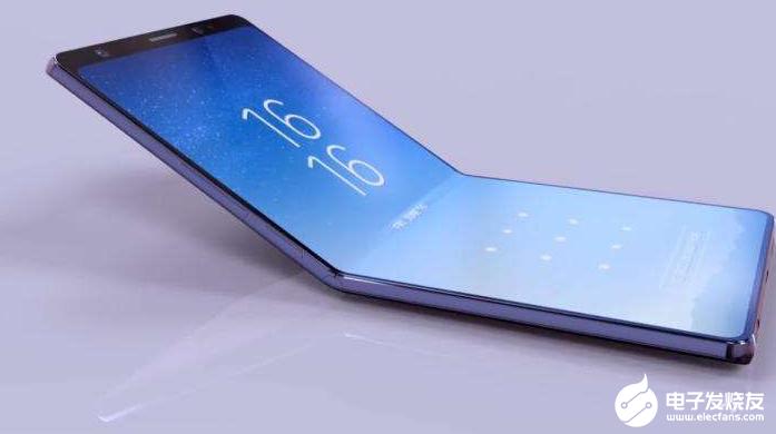 三星下一代折叠屏手机或将配备隐藏式铰链 并于2020年发布