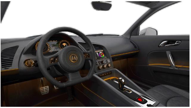 Melexis新一代LIN RGB(W)LED控制器 为车内氛围灯应用提供更多功能