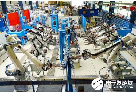 中企全资收购德机器人企业未落地 中国机器人市场不...