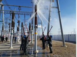 浙江500千伏超高壓變電站正式投入運營