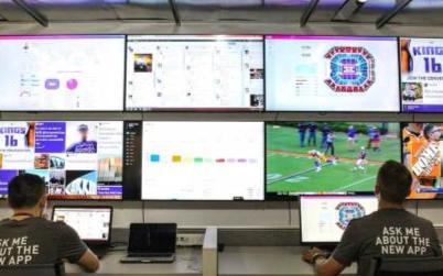 混合现实技术可以提升体育场馆现场的体验感