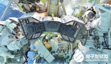 "NASA展示的""机器人酒店""将用于保护重要硬件免..."