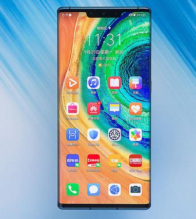 華為Mate30系列手機沒有使用任何美國生產的零部件