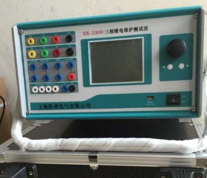 三相继电保护测试仪的特点