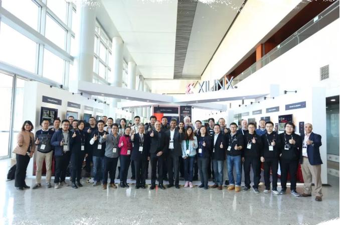 """XDF一线报道:Xilinx""""数据中心优先战略""""..."""