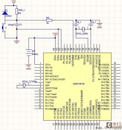 單片機晶振的作用以及原理解析