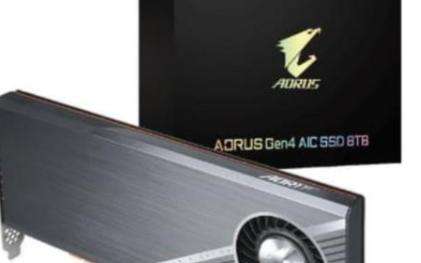 技嘉新发布8TB PCIe 4.0 SSD,速度...
