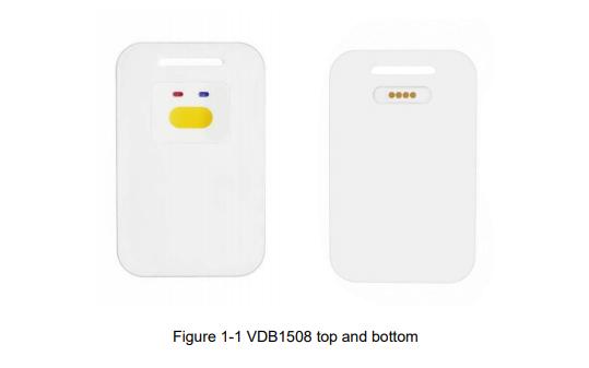 VDB1508蓝牙低能耗5.0卡的数据手册免费下载