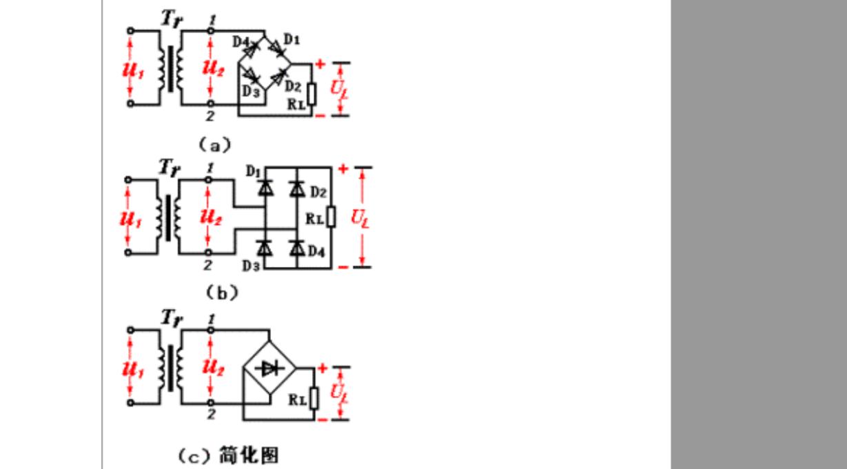 桥式整流(二极管故障).ppt -max上传文档投稿赚钱-文档C2C交...