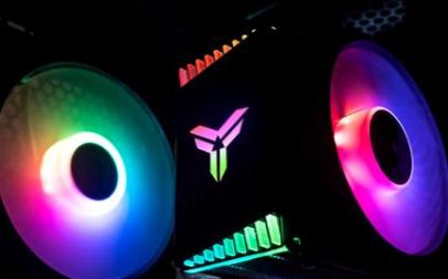 乔思伯推出新款散热器,四热管风冷带9cmRGB风扇