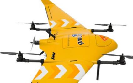 一款用于救生任务的垂直起飞无人机已问世