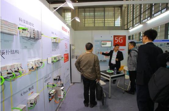 2019华南工业智造展今天在深圳会展中心开幕!首日人气沸腾、亮点连连