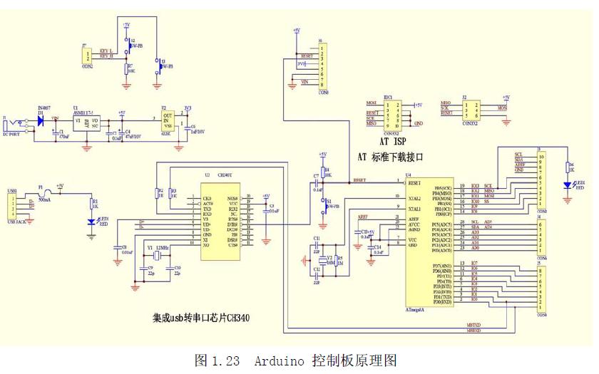 Arduino教学机器人的使用教程免费下载