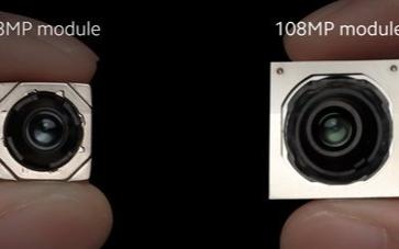 手机摄像头从108MP升至200MP,像素大战又回来了吗?