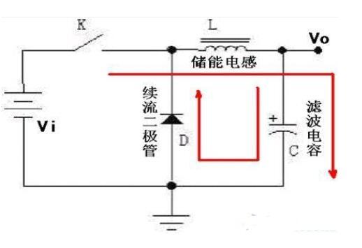 续流二极管在整流电路中的作用