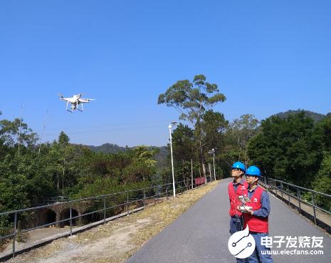 佛山供电局完成无人机自动巡航精细化巡视 助力智能电网建设