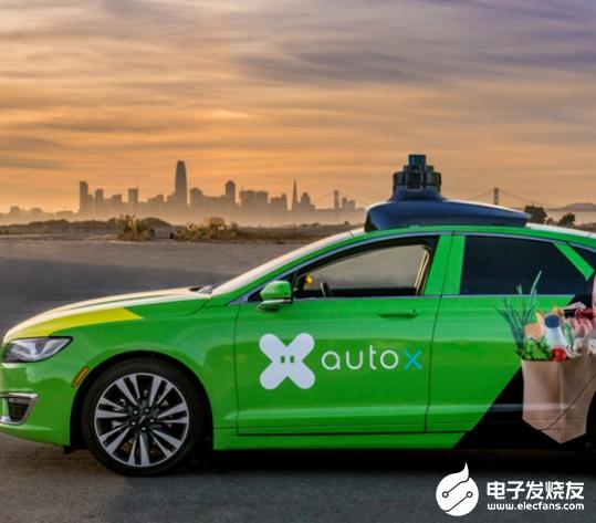 AutoX即将登陆美国加州 朝着真正的无人驾驶方...