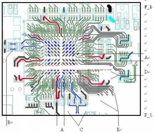 基于PCB板上BGA芯片的布局布線設計方法解析