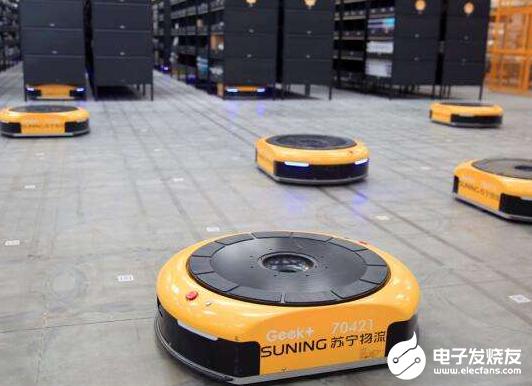 AGV机器人蓬勃发展 不断加强产品的创新才能确保不被淘汰
