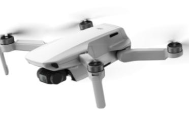 大疆发布Mavic Mini无人机,重量仅为249克