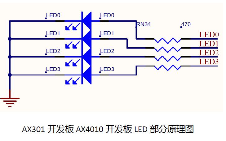 在Quartus下实现LED流水灯实验的资料说明