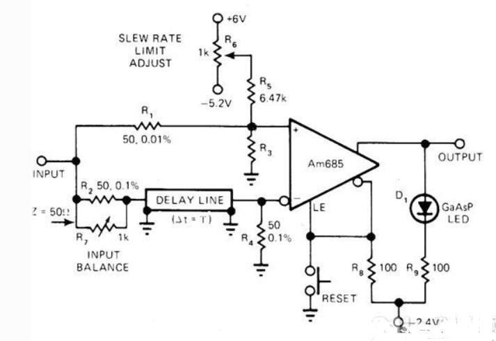 转换速度电路电路图