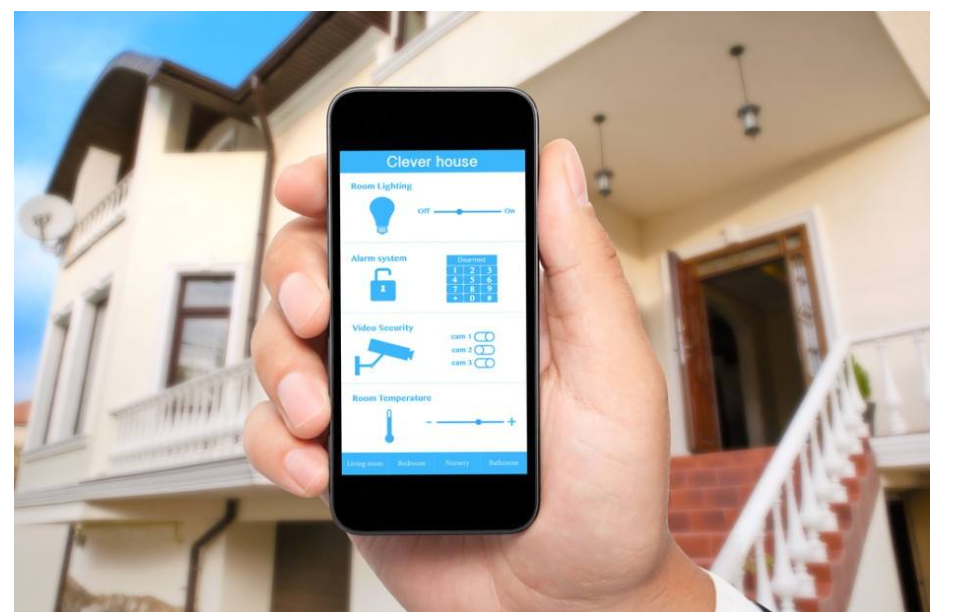 使用手機控制所有智能家居的生活你期待嗎?