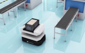 关于激光导航移动机器人的智能相关技术