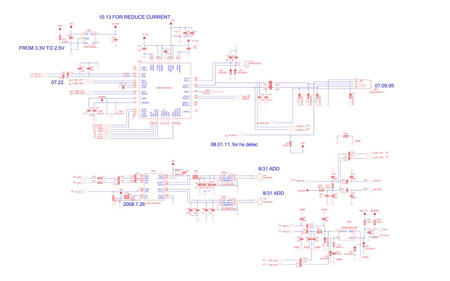 魅族的M8原厂电路原理图免费下载