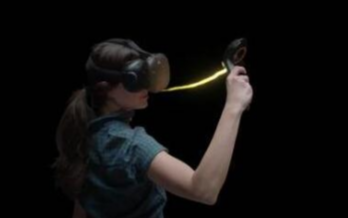 谷歌的VR绘画技术,可在三维空间里面作画