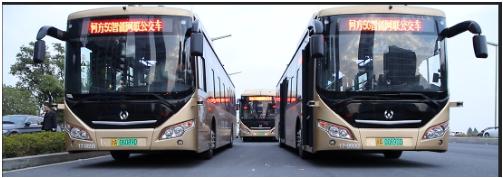 大唐移动在浙江杭州打造出了全国首个5G智能网联公交车