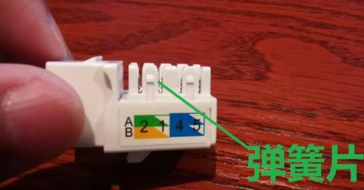 网络插座压过线还能用吗