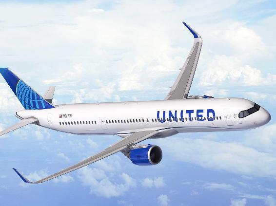 美国联合航空计划于2024年接收首架超远程型A321XLR飞机