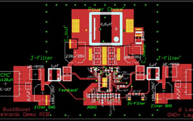 大功率DC/DC转换器的EMC和效率优化
