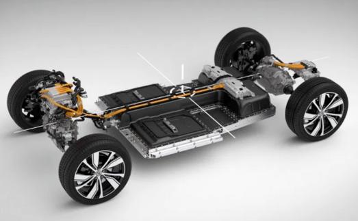沃尔沃将电动汽车XC40的电池容量增加到了78千...