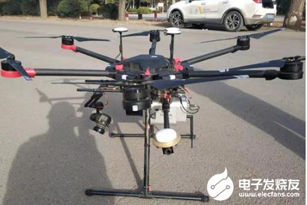 无人机机载激光雷达巡检线路 全面提升输电线路运维水平