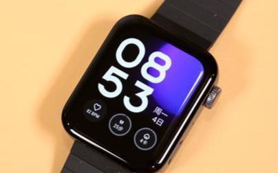 小米手表首次系统更新,各种体验大升级