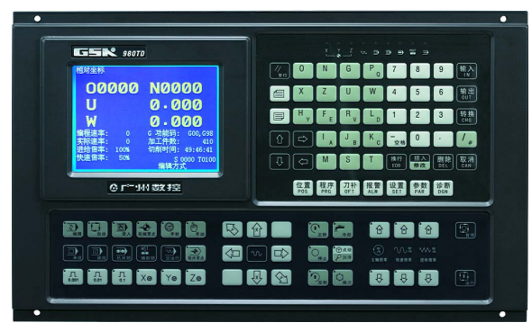 GSK980TD車床CNC的使用手冊免費下載