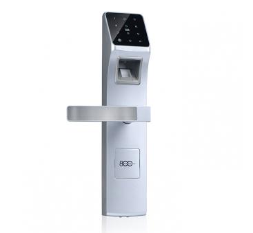 八佰智能锁业WATCHDOG D2019F指纹门锁介绍
