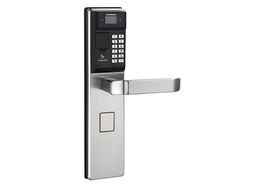 思歌锁业科技A061-SN/AC智能锁介绍
