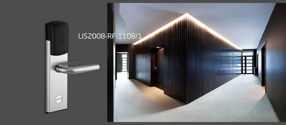 力维智能锁业感应锁 RF-1108/32介绍