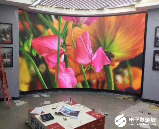 随着Micro LED显示技术的火热 企业跨界LED屏正在不断发生