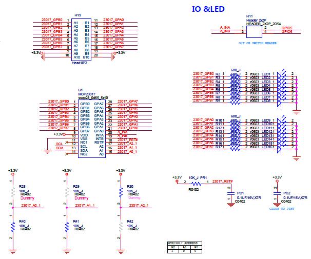 LeMaker开发板的电路原理图合集免费下载